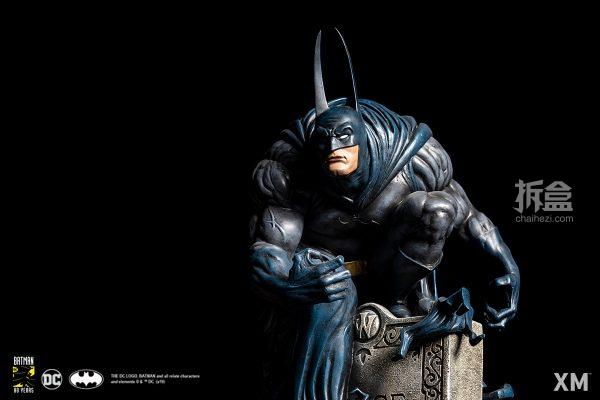 XM Studios DC漫畫《蝙蝠俠:吸血鬼三部曲》之二BLOODSTORM 1:6雕像 14