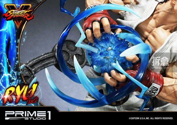Prime 1 Studio《街頭霸王5》Ryu隆20寸雕像 30