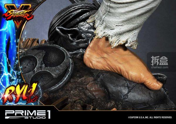 Prime 1 Studio《街頭霸王5》Ryu隆20寸雕像 33