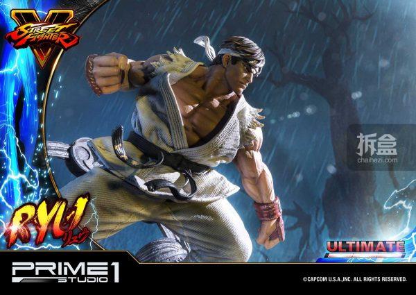 Prime 1 Studio《街頭霸王5》Ryu隆20寸雕像 62