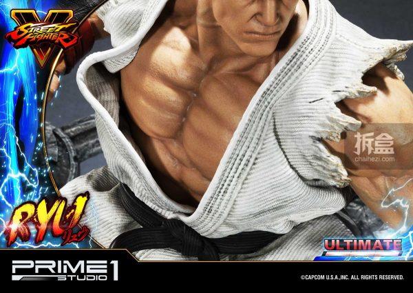 Prime 1 Studio《街頭霸王5》Ryu隆20寸雕像 67