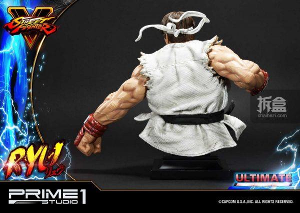 Prime 1 Studio《街頭霸王5》Ryu隆20寸雕像 69