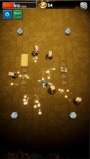 《Dungeon Break深淵英雄》今日正式上架 Google Play!萬聖節活動預告登場 3