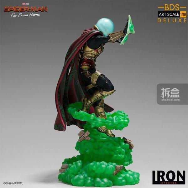 Iron Studios 漫威電影《蜘蛛俠:英雄遠征》神秘客1:10雕像 8
