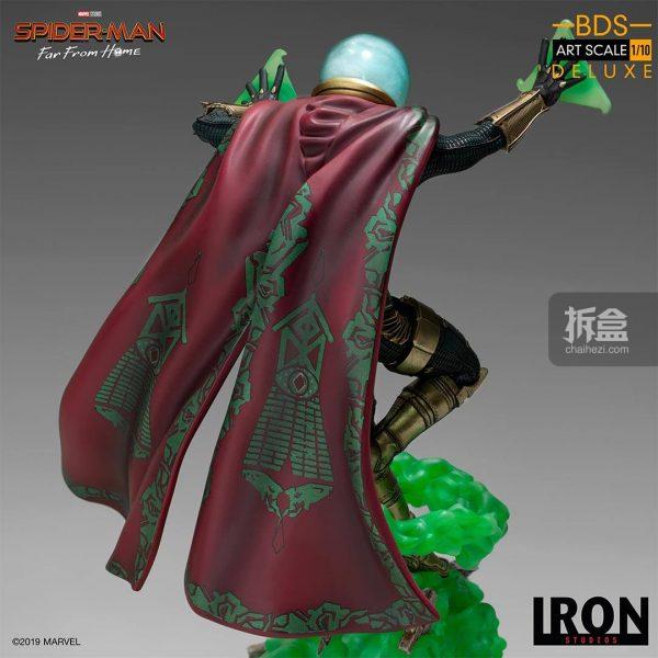 Iron Studios 漫威電影《蜘蛛俠:英雄遠征》神秘客1:10雕像 15