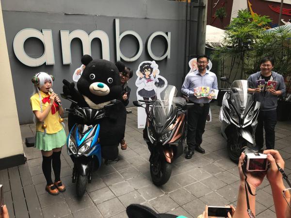 《爆音少女!!》台灣篇連載第一話免費線上看 未來數位分享作者取材趣事 4