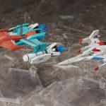figma Galaxian Galaxip GFX-D001a / Galaga Fighter GFX-D002f DX Ver.