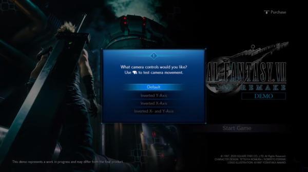 《Final Fantasy VII Remake》體驗版開場動畫於網路上流出 初步確認檔案容量資訊 3