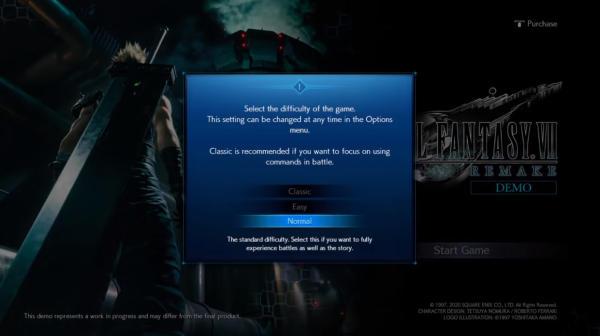 《Final Fantasy VII Remake》體驗版開場動畫於網路上流出 初步確認檔案容量資訊 4
