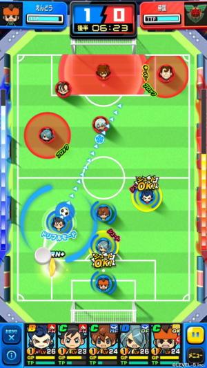 熱血沸騰的超次元足球開戰!《閃電十一人SD》日本雙平台正式推出 1