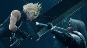 女裝克勞德曝光!《Final Fantasy VII Remake》公開主題曲「Hollow」宣傳影片 2