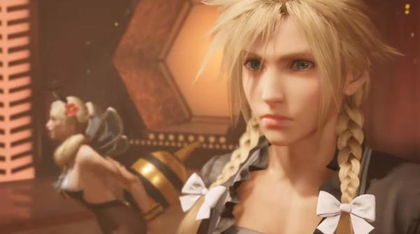 女裝克勞德曝光!《Final Fantasy VII Remake》公開主題曲「Hollow」宣傳影片 3