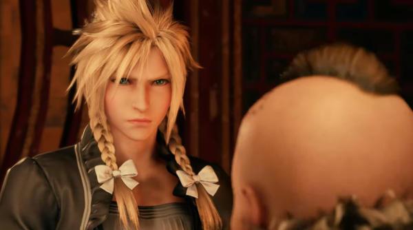 女裝克勞德曝光!《Final Fantasy VII Remake》公開主題曲「Hollow」宣傳影片 5