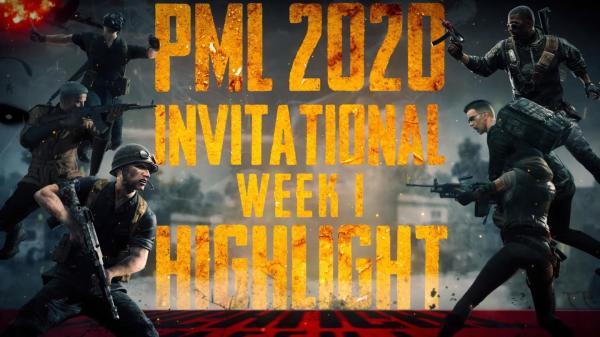 《絕地求生》PML 第二周賽事今晚登場!因應武漢肺炎疫情,柏林世界賽宣布延賽 1